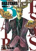 Cover-Bild zu Paru Itagaki: BEASTARS, Vol. 7