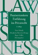 Cover-Bild zu Praxisorientierte Einführung ins Privatrecht von Münch, Peter