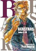Cover-Bild zu Paru Itagaki: BEASTARS, Vol. 10