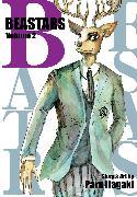 Cover-Bild zu Paru Itagaki: BEASTARS, Vol. 2