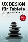 Cover-Bild zu Kuhn, Christian: UX Design für Tablets (eBook)