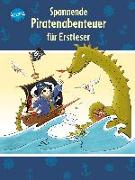 Cover-Bild zu Bosse, Sarah: Spannende Piratenabenteuer für Erstleser