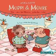 Cover-Bild zu Lott, Anna: Moppi und Möhre - Abenteuer im Meerschweinchenhotel (Audio Download)