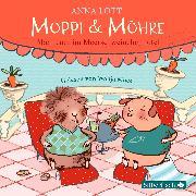 Cover-Bild zu Lott, Anna: Moppi und Möhre - Abenteuer im Meerschweinchenhotel