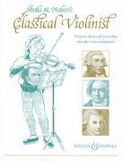 Cover-Bild zu Nelson, Sheila Mary (Hrsg.): Sheila M. Nelson's Classical Violinist