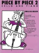 Cover-Bild zu Nelson, Sheila Mary (Hrsg.): Piece by Piece
