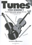 Cover-Bild zu Nelson, Sheila Mary (Hrsg.): Tunes You Know