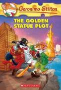 Cover-Bild zu Stilton, Geronimo: Geronimo Stilton #55: The Golden Statue Plot