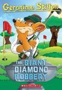 Cover-Bild zu Stilton, Geronimo: The Giant Diamond Robbery