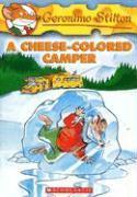 Cover-Bild zu Stilton, Geronimo: A Cheese-Colored Camper