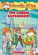 Cover-Bild zu Stilton, Geronimo: The Cheese Experiment (Geronimo Stilton #63)
