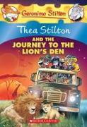 Cover-Bild zu Stilton, Thea: Thea Stilton and the Journey to the Lion's Den