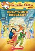 Cover-Bild zu Stilton, Geronimo: Bollywood Burglary (Geronimo Stilton #65)