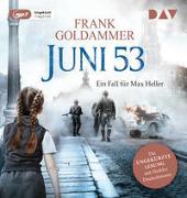 Cover-Bild zu Goldammer, Frank: Juni 53. Ein Fall für Max Heller
