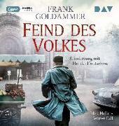 Cover-Bild zu Goldammer, Frank: Feind des Volkes. Max Hellers letzter Fall