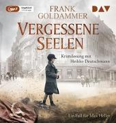 Cover-Bild zu Goldammer, Frank: Vergessene Seelen. Ein Fall für Max Heller