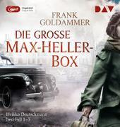 Cover-Bild zu Goldammer, Frank: Die große Max-Heller-Box