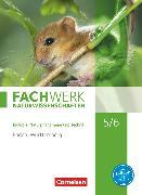 Cover-Bild zu Baur, Thomas: Fachwerk Naturwissenschaften, Baden-Württemberg, 5./6. Schuljahr: Biologie, Naturphänomene und Technik, Schülerbuch