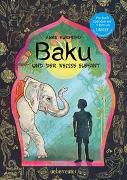 Cover-Bild zu Burfeind, Anke: Baku und der weiße Elefant