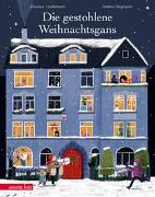 Cover-Bild zu Lindemann, Johanna: Die gestohlene Weihnachtsgans