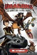 Cover-Bild zu Furman, Simon: Dragons - die Reiter von Berk 06. Die Unterwelt