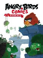 Cover-Bild zu Parker, Jeff: Angry Birds Comicband 1 - Hardcover