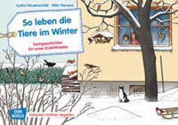 Cover-Bild zu Hauenschild, Lydia: So leben die Tiere im Winter. Kamishibai Bildkartenset