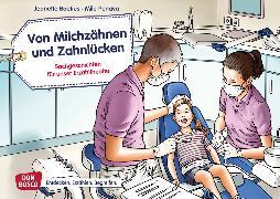 Cover-Bild zu Boetius, Jeanette: Von Milchzähnen und Zahnlücken. Kamishibai Bildkartenset