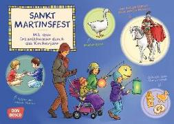 Cover-Bild zu Hebert, Esther: Sankt Martinsfest. Kamishibai Bildkartenset