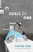 Cover-Bild zu Yun, Ko-eun: Table for One (eBook)