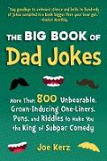 Cover-Bild zu Kerz, Joe: The Big Book of Dad Jokes (eBook)