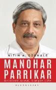 Cover-Bild zu Gokhale, Nitin A: Manohar Parrikar (eBook)