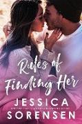 Cover-Bild zu Sorensen, Jessica: Rules of Finding Her (Rules of Willow & Beck, #2) (eBook)