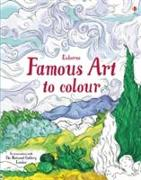 Cover-Bild zu Meredith, Susan: Famous Art to Colour
