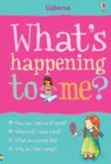 Cover-Bild zu Meredith, Susan: What's Happening to Me? (Girl)