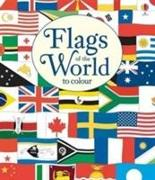Cover-Bild zu Meredith, Susan: Flags of the World to Colour