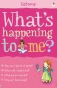 Cover-Bild zu Meredith, Susan: What's Happening to Me?