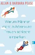 Cover-Bild zu Pease, Allan & Barbara: Warum Männer nicht zuhören und Frauen schlecht einparken (eBook)