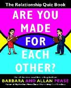 Cover-Bild zu Pease, Barbara: Are You Made for Each Other?