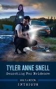 Cover-Bild zu Snell, Tyler Anne: Searching for Evidence (eBook)