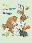 Cover-Bild zu Schader, Basil: Fast alle meine Wörter