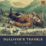 Cover-Bild zu Swift, Jonathan: Gulliver's Travels (Audio Download)