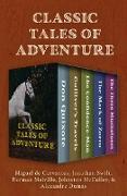 Cover-Bild zu De Cervantes, Miguel: Classic Tales of Adventure (eBook)