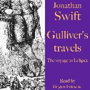 Cover-Bild zu Swift, Jonathan: Jonathan Swift: Gulliver's travels (Audio Download)