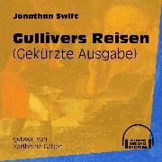 Cover-Bild zu Swift, Jonathan: Gullivers Reisen - Gekürzte Ausgabe (Gekürzt) (Audio Download)