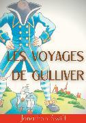 Cover-Bild zu Swift, Jonathan: Les Voyages de Gulliver (eBook)