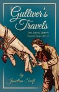 Cover-Bild zu Swift, Jonathan: Gulliver's Travels Into Several Remote Nations of the World (eBook)