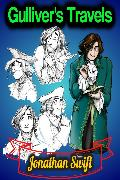 Cover-Bild zu Swift, Jonathan: Gulliver's Travels - Jonathan Swift (eBook)