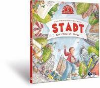 Cover-Bild zu Scharmacher-Schreiber, Kristina: Stadt