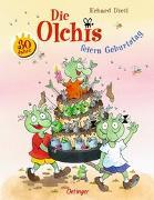 Cover-Bild zu Dietl, Erhard: Die Olchis feiern Geburtstag